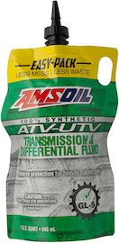 Synthetic ATV/UTV Transmission & Differential Fluid