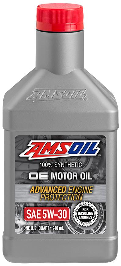 Amsoil Oe 5w 30 Synthetic Motor Oil Oef