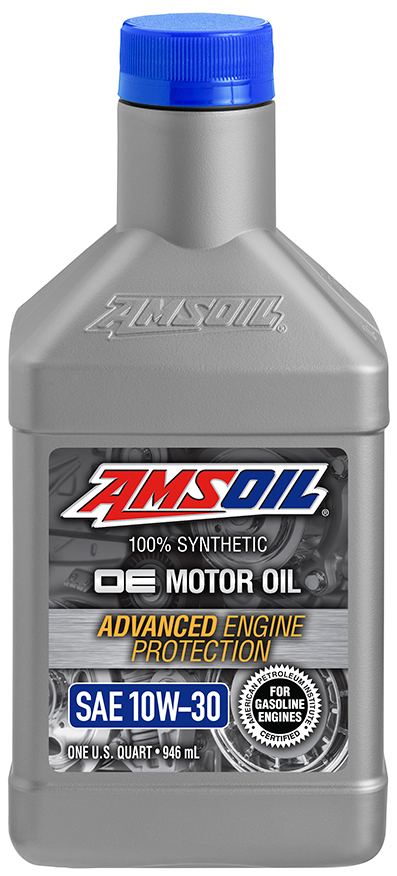 Amsoil Oe 10w 30 Synthetic Motor Oil Oet