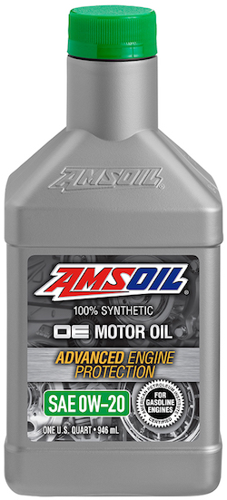 OE 0W-20 Synthetic Motor Oil (OEZ)
